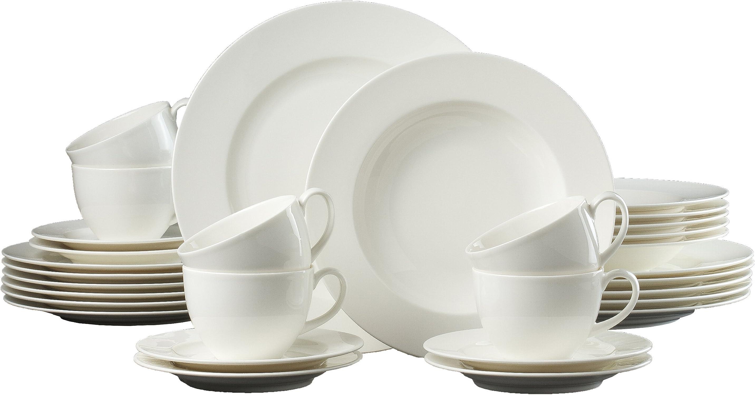 Ritzenhoff & Breker 024074 Solino Service de Table 30 pièces