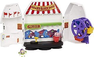 Mattel Disney Toy Story 4 Juguete aventuras En La Feria de Buzz Lightyear (GCY87)