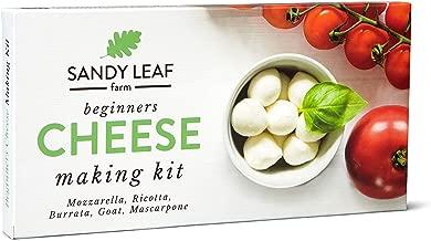 make your own mozzarella cheese kit
