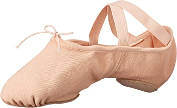 Bloch Dance Womens Zenith Stretch Canvas Ballet Slipper/Shoe