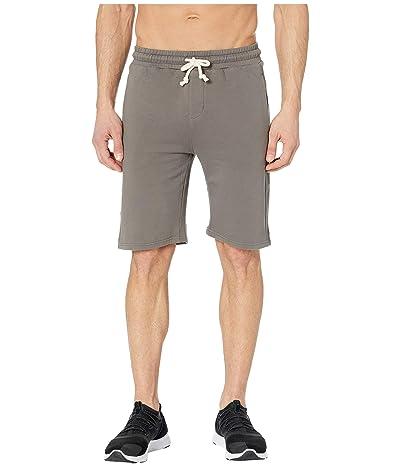 PACT Essential Sweatshorts (Pewter) Men