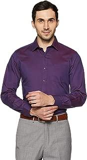 Arrow Men's Printed Slim Fit Formal Shirt