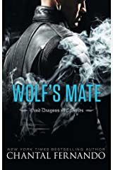 Wolf's Mate (Wind Dragons Motorcycle Club Book 7) Kindle Edition