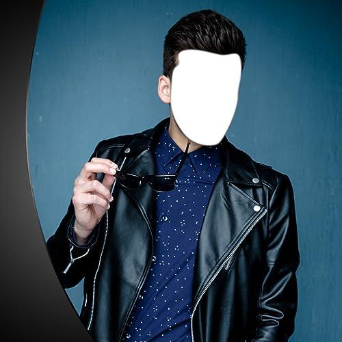 Men Jacket Photo Suit
