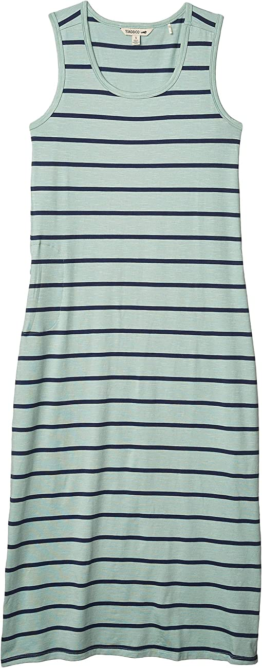 Blue Surf Wide Stripe