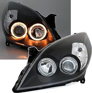 Suchergebnis Auf Für Angel Eyes Scheinwerfer Opel Astra G Auto Motorrad