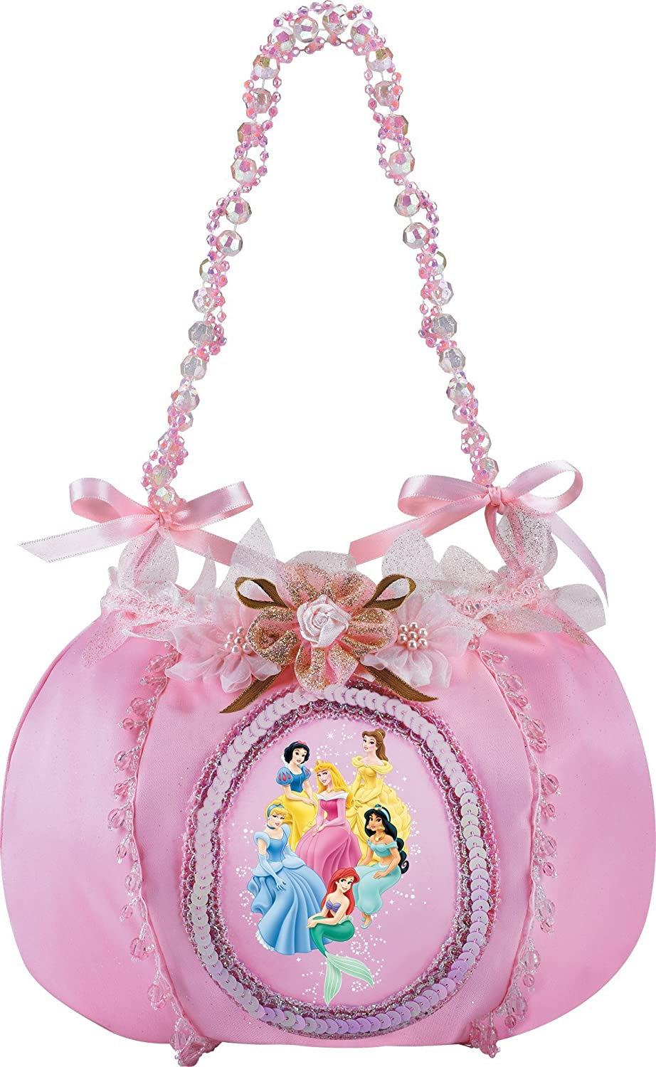 Disguise 178384 Disney Princess Soft Treat Bag Playset