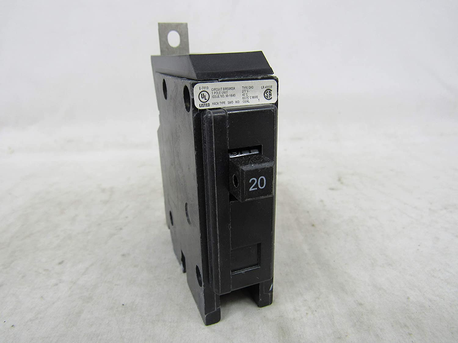 GHQ1020-Thermal Magnetic Circuit Breaker Ghq G-Frame Special price for a limited time half S