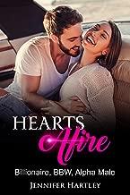 Hearts Afire: Big beautiful woman, alpha male, age difference (English Edition)