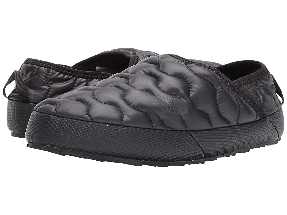 The North Face ThermoBall Traction Mule IV (Shiny TNF Black/Beluga Grey (Past Season)) Women