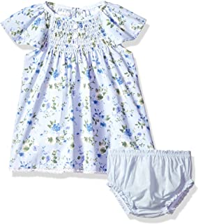 smocked infant clothes