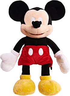 Disney Mickey Mouse Plush Hand Puppet -- Deluxe 12 Inch Mickey Mouse Plush Puppet Toy (Hand Puppets for Kids Toddlers)