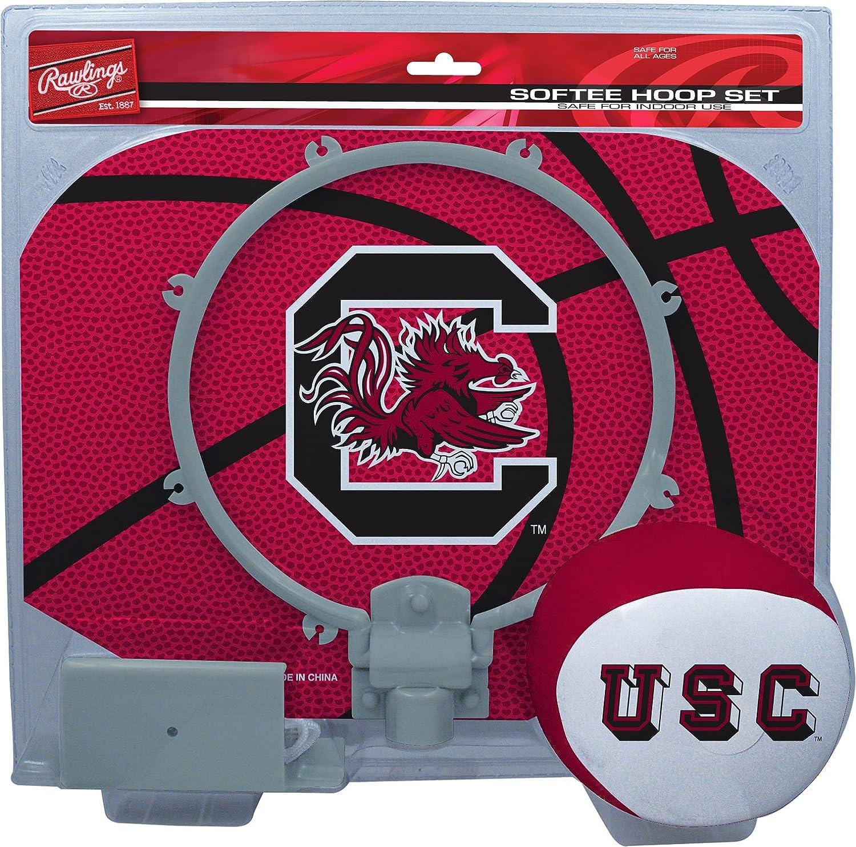ALL TEAM OPTIONS NCAA Kids Slam Dunk Hoop Set