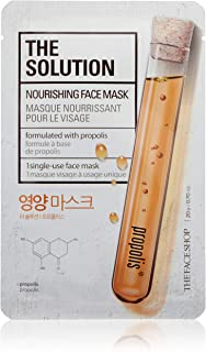 The Faceshop The Solution Nourishing Face Mask, 20g