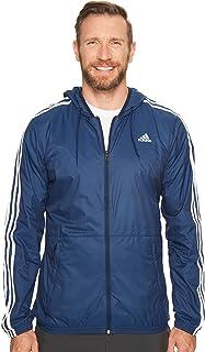 adidas Men's Big &Tall Essentials Wind Jacket Collegiate Navy/White XX-Large