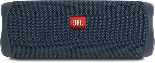 JBL FLIP 5 - Waterproof Portable Bluetooth Speaker - Blue (New Model)