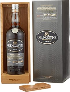 Glengoyne 25 YO Single Malt Whisky 1 x 0.7 l