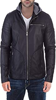 Best bomber jacket leather Reviews