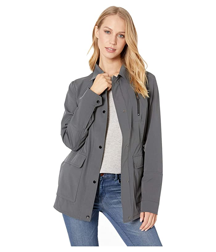 Sam Edelman Shirt Jacket (Grey) Women