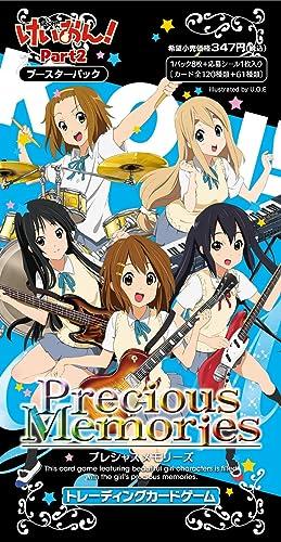 punto de venta de la marca   Booster pack K-Precious Memories Part2 BOX (japan (japan (japan import)  aquí tiene la última