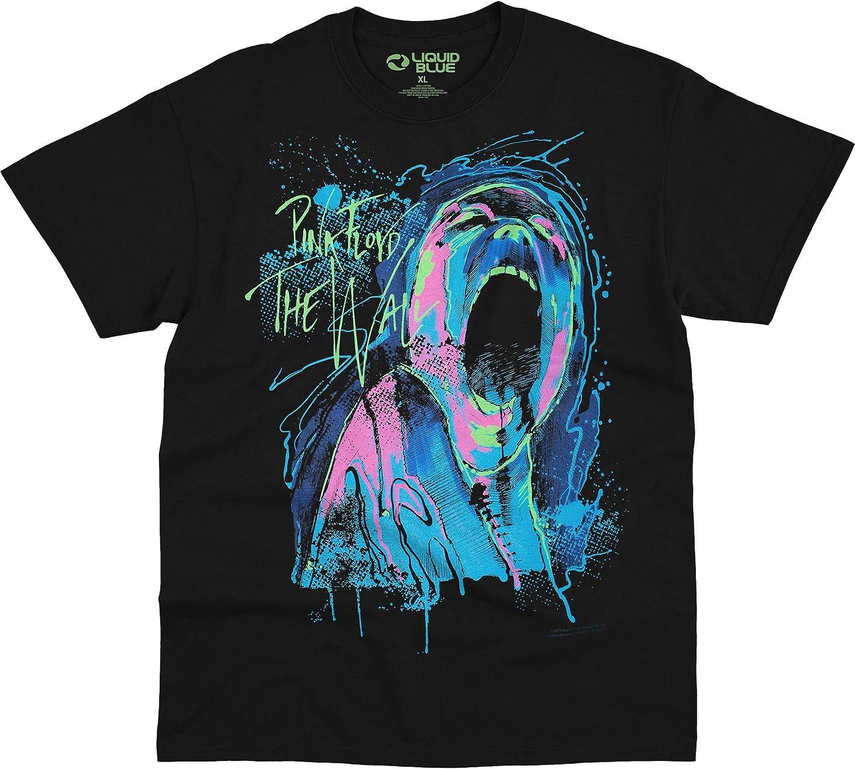 Youth T-Shirt Scream Face American Classics Pink Floyd