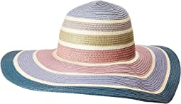 BCBGeneration Rainbow Floppy Hat