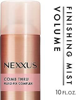 nexxus maxximum finishing spray for control 10.1 oz