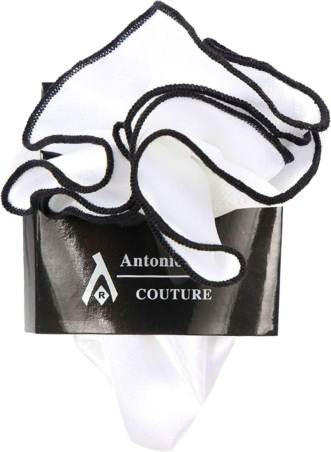 Round Pocket Square Accessory Business and Formals