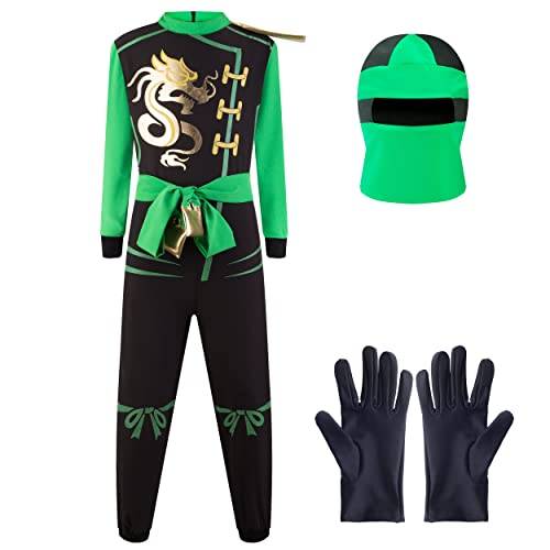 bd88c86ab Katara 1771 Ninja Warrior Fancy Dress Outfit, Costume For Boys, For  Children's Cosplay and