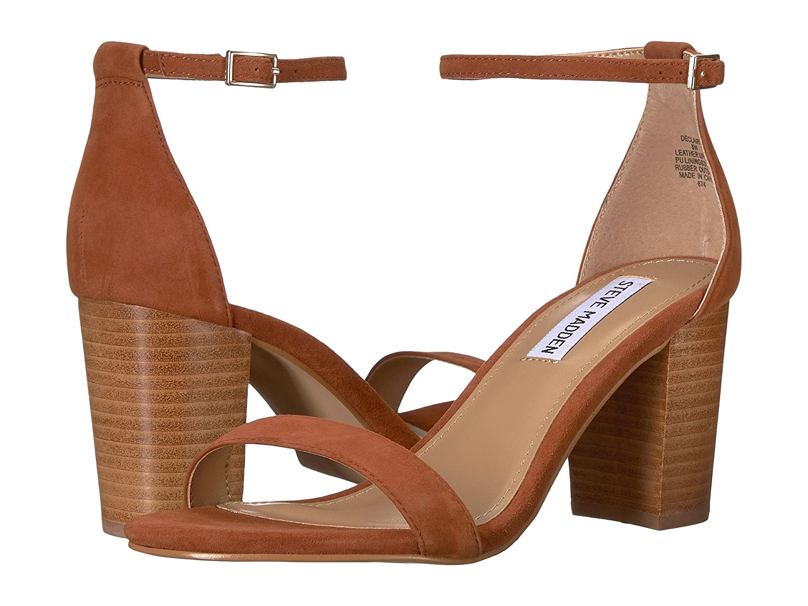Steve Madden Exclusive - Declair Block Heeled SandalAtmospheric grades have affordable shoes