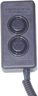 Marinetech 55-1200 Panther Marine Push Button Trim Switch