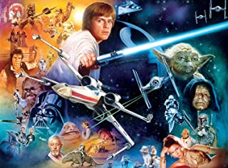 Star Wars - The Force Will Be with You… Always - 1000 Piece Jigsaw Puzzle