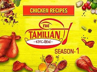 The Tamilian Kitchen