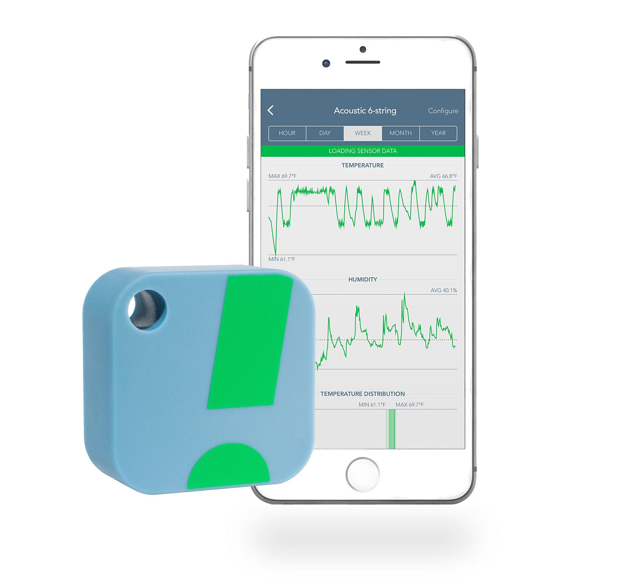SensorPush Wireless Thermometer Hygrometer Android