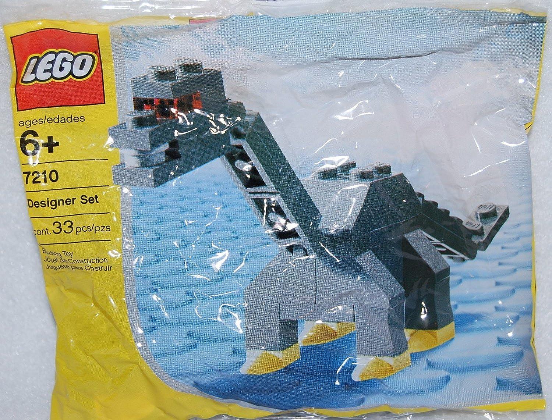 muchas sorpresas LEGO Creator  Cuello Largo Largo Largo Dinosaurio Establecer 7210 (Bolsas)  de moda
