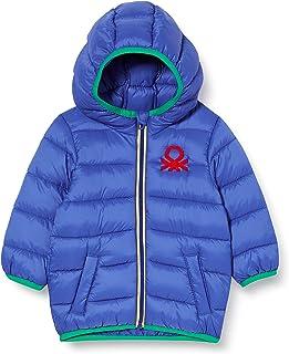 United Colors of Benetton Kinderjas - blauw - 62