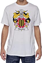 Rosales Coat of Arms/Family Crest, Moister Wicking Sports T-Shirt