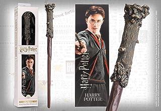 Baguette en PVC et Signet prismatique Harry Potter de la Collection Noble
