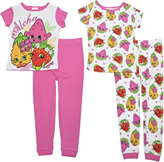 c89a41880e Amazon.com  Shopkins - Sleepwear   Robes   Clothing  Clothing