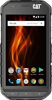 Caterpillar CAT S31 Dual-SIM 16GB Rugged IP68 Factory Unlocked 4G/LTE Smartphone (Black) - Latin American Version