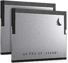 Angelbird Match Pack for Z CAM E2 Cinema Camera, Includes AV PRO CFast 2.0 256GB Memory Card, 2 Pack