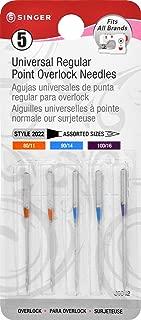 SINGER 30042 5 Overlock Machine Needles