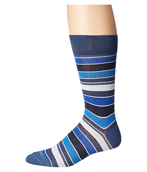 Etro Bold Striped Socks
