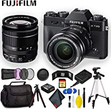 $971 Get FUJIFILM X-T20 Mirrorless Digital Camera with 18-55mm Lens (Black) 16542751 - Ultimate Bundle