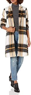 Women's Cher Large Brushed Check Blazer Coat