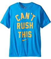 Nike Kids - Leg Sport Verbiage 3 Tee (Little Kids/Big Kids)