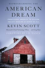 Reprogramming the American Dream: From Rural America to Silicon Valley?Making AI Serve Us All