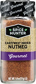 The Spice Hunter East/West Indies Nutmeg, Ground, 1.8 oz. jar