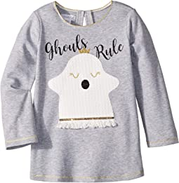 Halloween Ghost Long Sleeve Tunic (Infant/Toddler)