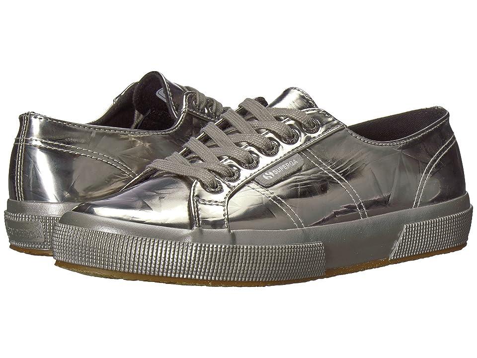 Superga 2750 Synleadiamondmirrorw Sneaker (Grey) Women